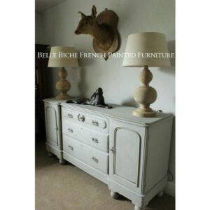 Provincial C. 19th English Victorian Server Sideboard