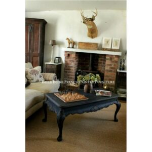Boho Rectangular Coffee Table