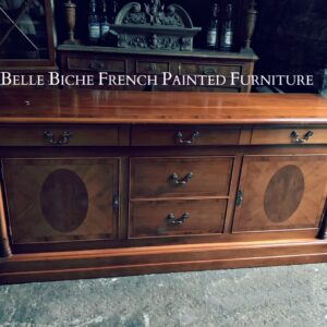 Reproduction George III Style Sideboard Server