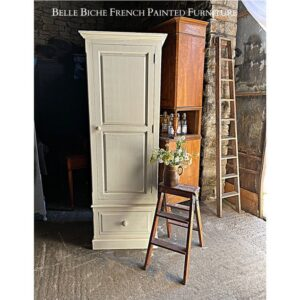 Flemish Solid Pine Armoire