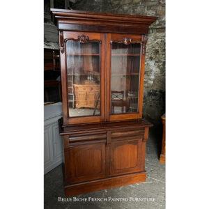 Mahogany Glazed Dresser