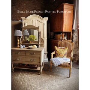 Edwardian Mirrored Dressing Table